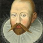Portrait de Tycho Brahe par Brookes Warwick, 1881 .