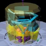 Le satellite astrométrique GAIA, vue de principe.