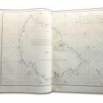 Carte de l'Isle de France tiré de Le Neptune Oriental [...] d'Après de Mannevillette. Paris : Demonville, 1775.